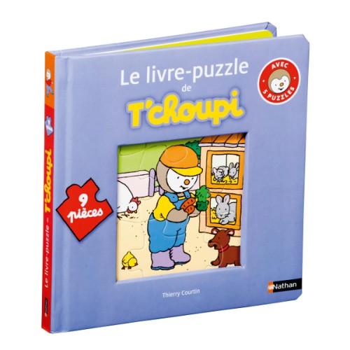 Livre puzzles
