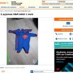 Que faire des vêtements de bébé devenus trop petits (10 idées) ?