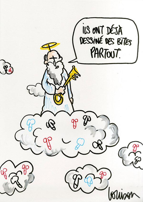Charlie Hebdo Louison