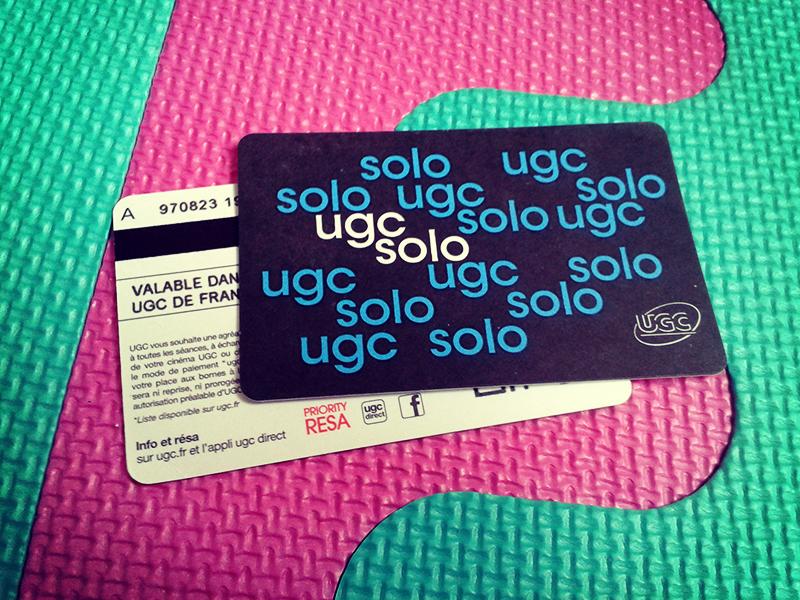 UGC solo