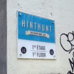 Pancarte HintHunt