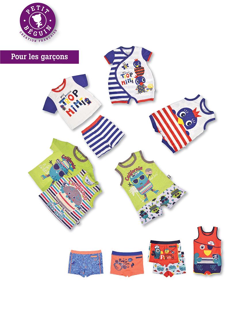 Nouvelle collection Petit Béguin