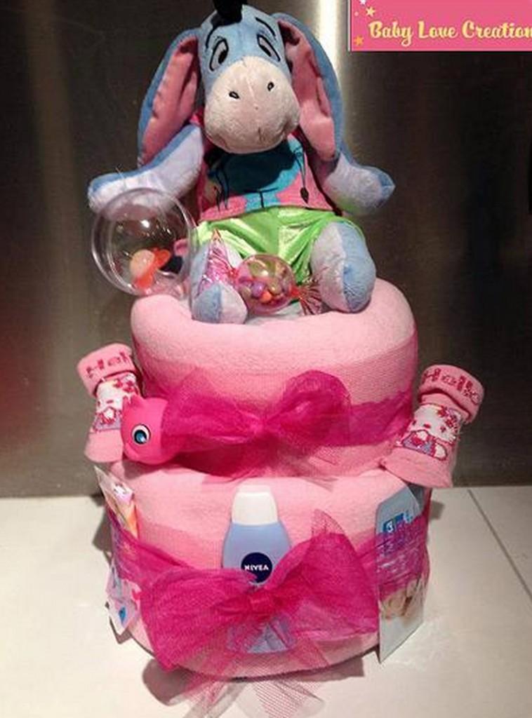 Gâteau de couches Bourriquet