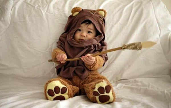 Halloween Ewok