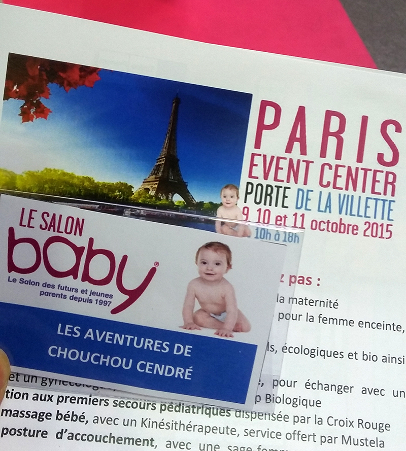 Salon Baby Paris Event Center