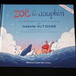 Nouveau livre : Zoë et le dauphin
