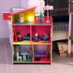 [Concours] Test de la maison de poupées Gomille + Un lit de poupée à gagner avec la boutique Decorez-moi