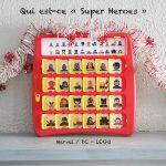 Qui est-ce à imprimer 'Super Heroes Marvel DC LEGO' / Guess who printables