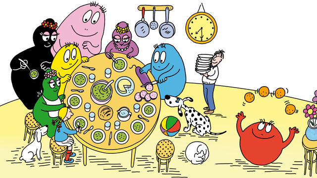 Applications Barbapapa