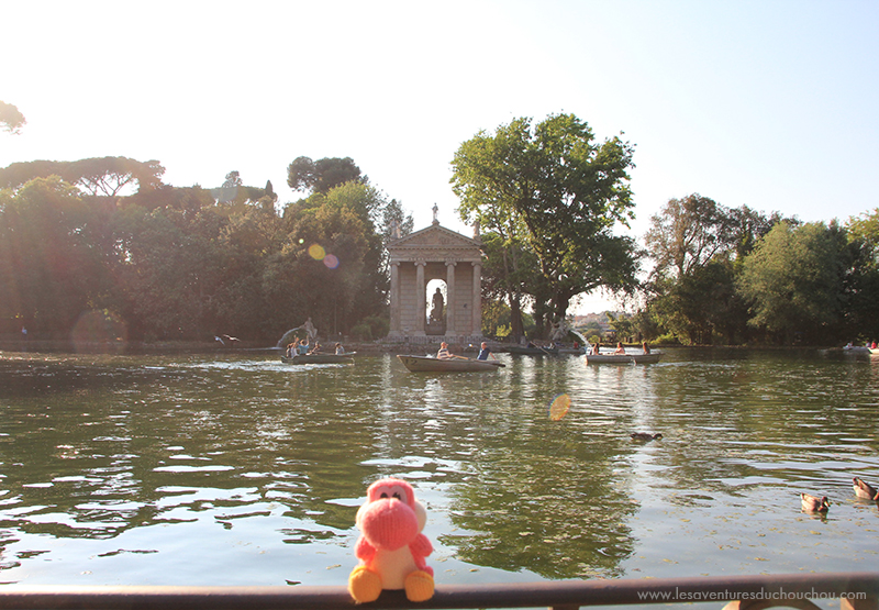 Villa Borghese Lac