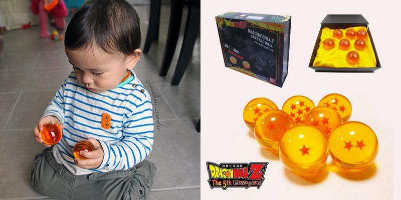 Boules de Cristal Dragon Ball