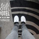 Test : L'hôtel Novotel Paris Centre Montparnasse