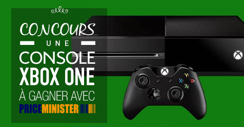 Concours Priceminister Xbox