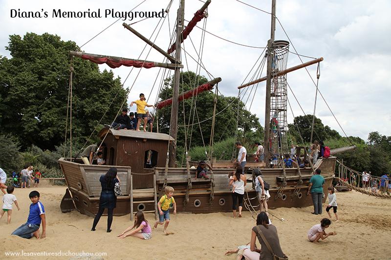 Diana's Memorial Playground