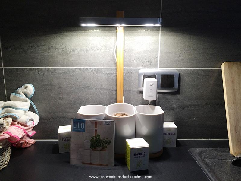 test de lilo jardin potager d int rieur concours les aventures du chouchou cendr. Black Bedroom Furniture Sets. Home Design Ideas