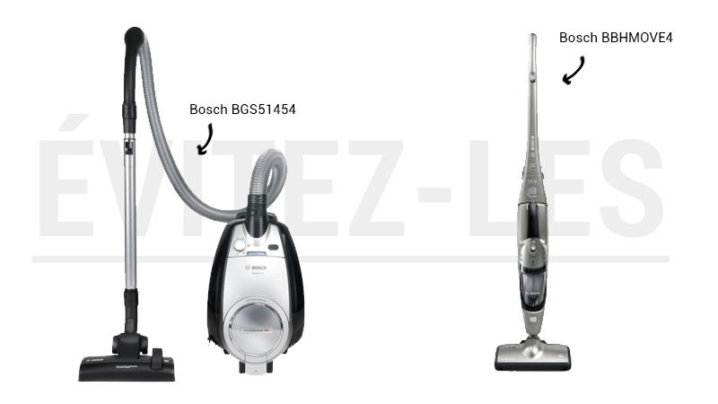 Aspirateur Bosch