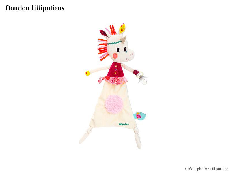 Doudou Lilliputiens