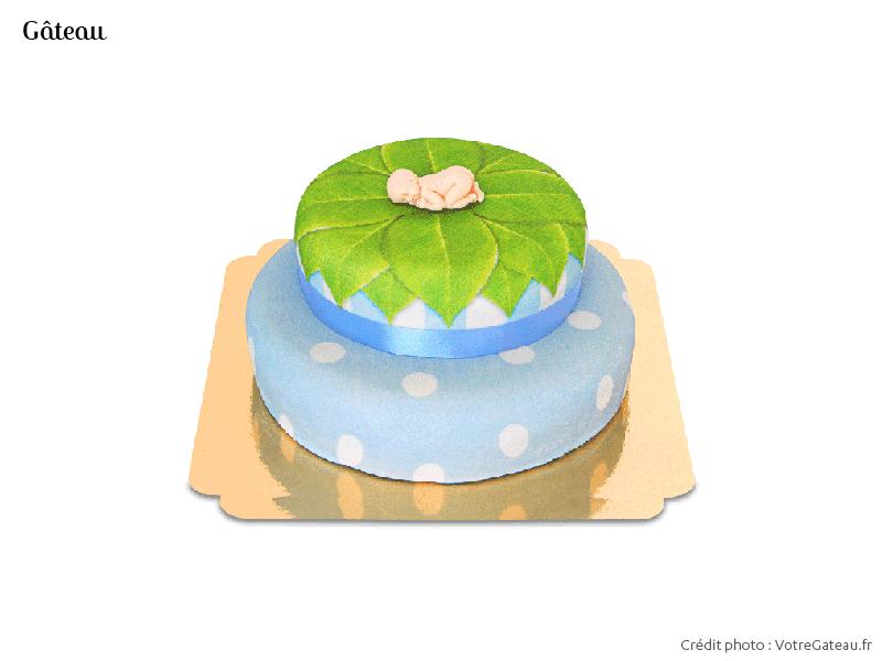 Gâteau de naissance