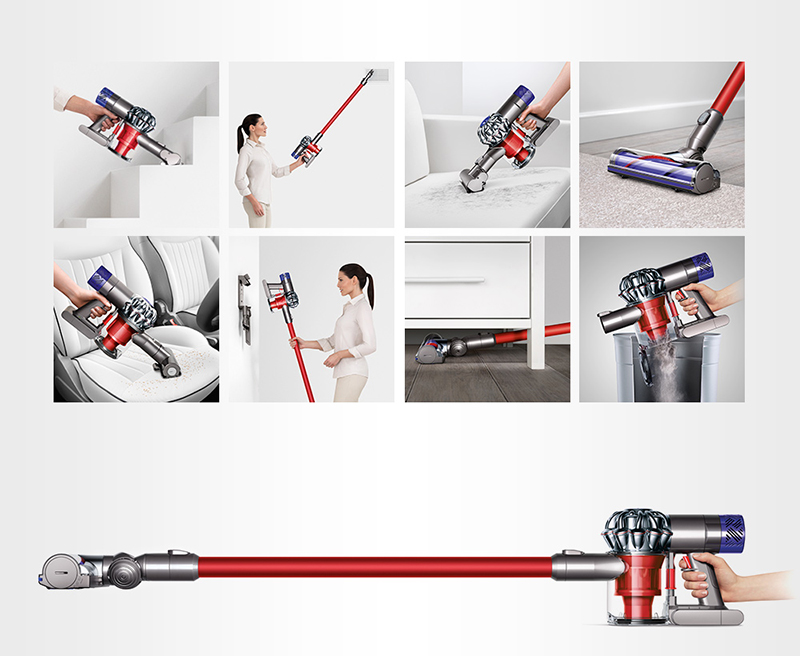 test de l aspirateur dyson v6 les aventures du chouchou cendr. Black Bedroom Furniture Sets. Home Design Ideas
