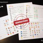 Générateur de tableau de comportement + Générateur de planning familial