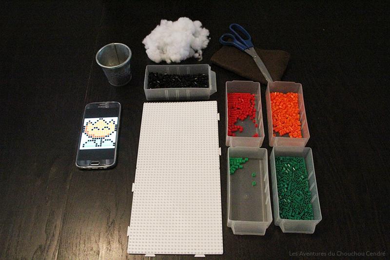 Perles à repasser kit