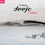 Les couteaux design Deejo + Concours