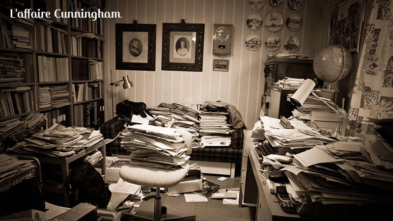 L'affaire Cunningham
