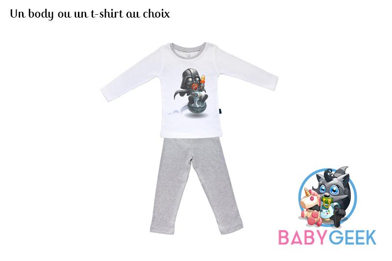 Baby Geek pyjama