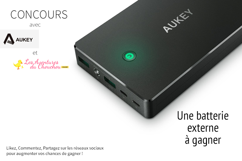 concours aukey