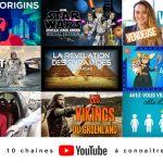 10 chaînes YouTube à connaître