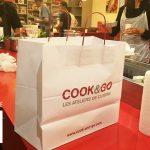 Un atelier cuisine Bio c' Bon chez Cook & Go