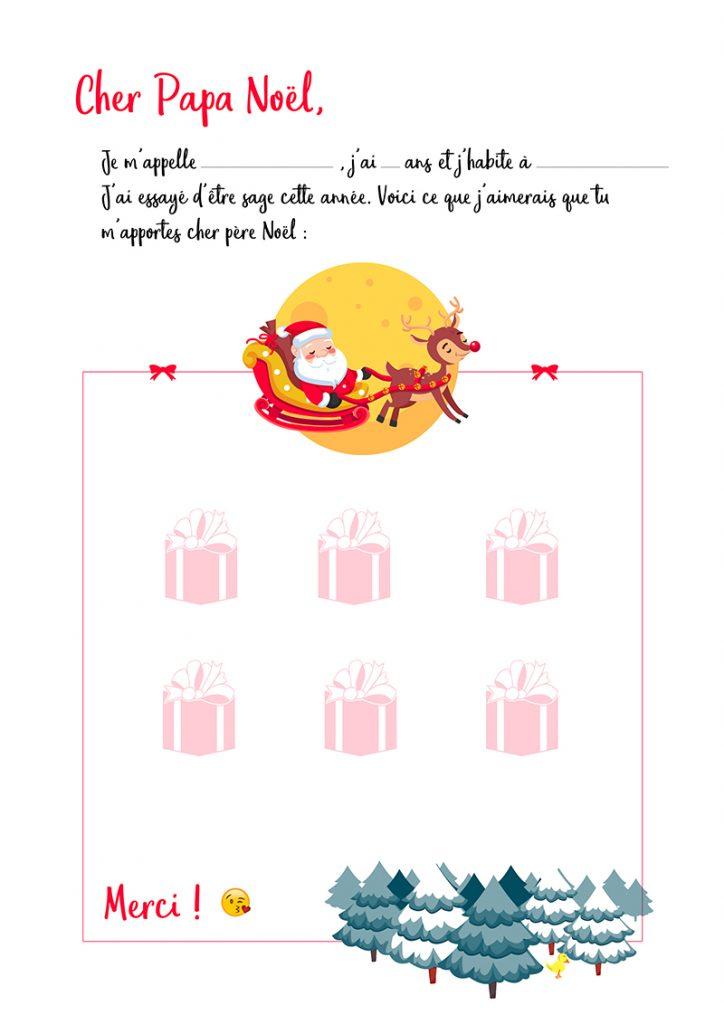 Lettre Pour Le Pere Noel.étiquettes De Cadeaux De Noël Lettre Au Père Noël Nos