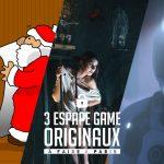 3 escape game originaux à faire à Paris : Escape Kid, Loft 13 & Eclipse