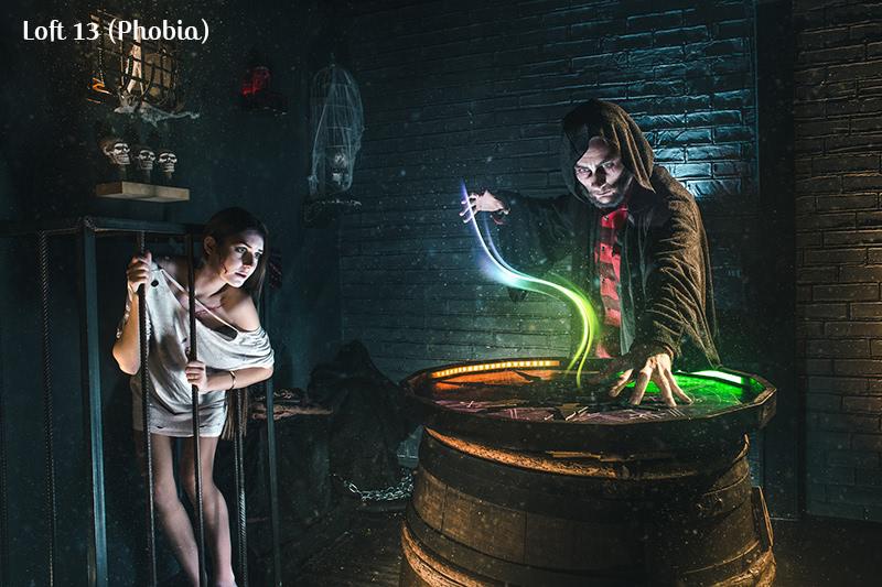 Loft 13 Phobia