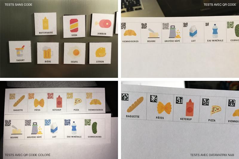Datamatrix VS QR Code