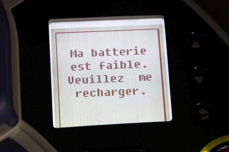 Neato message