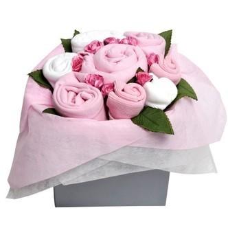 bouquet-naissance-layette-fille