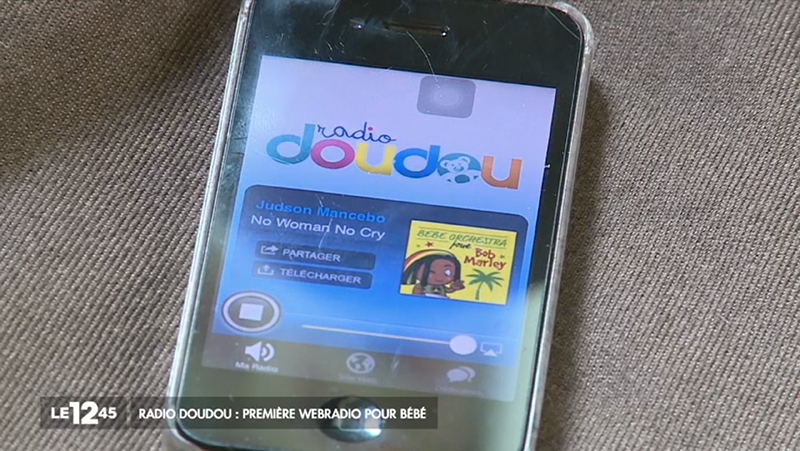Radio DOUDOU iOS Android