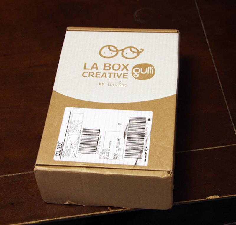 Box créative Gulli