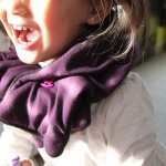Découvrez l'écharp'on de Bahatii, le tour de cou anti-étranglement pour les enfants + Concours gagnez une écharpe !