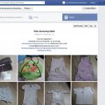 Vide-dressing bébé facebook