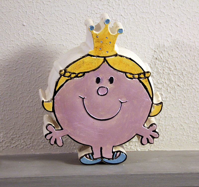 Figurine Mme Princesse