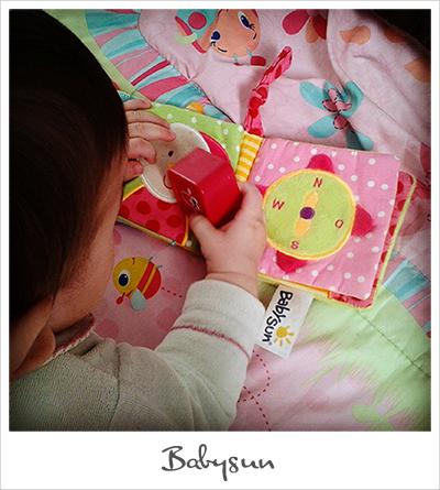 Boussole Babysun