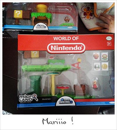 Microland Mario