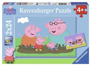 Puzzle Peppa