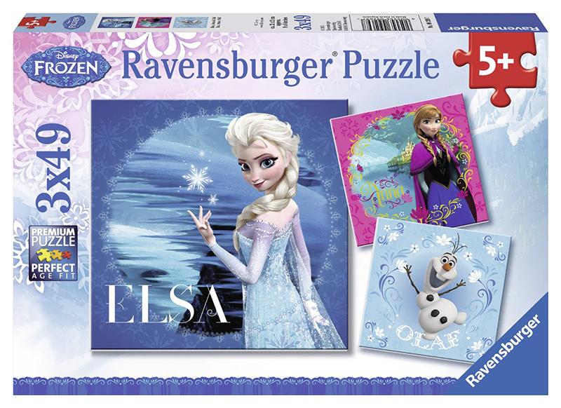 Puzzle Reine des Neiges RAVENSBURGER