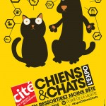 Affiche Chiens & chats L'EXPO
