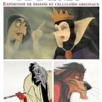 Méchants Disney expo