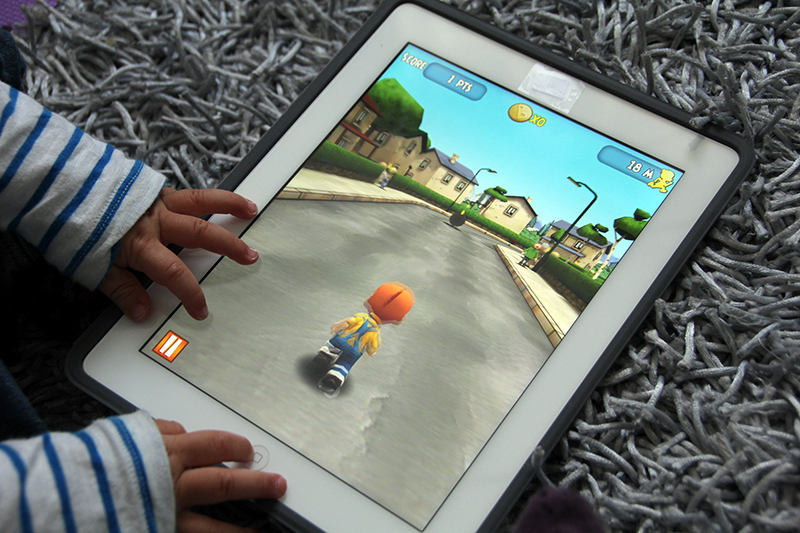Boule iPad