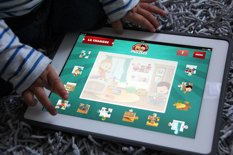 Puzzles iPad